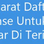 Syarat Daftar Adsense Buat Blog Agar di Terima (Update)