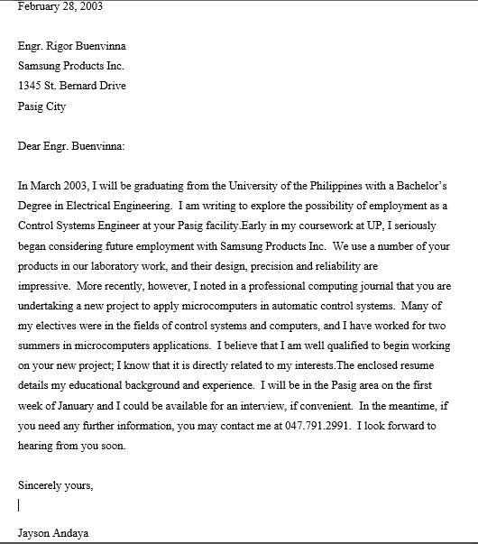 Contoh Surat Lamaran Kerja Bahasa Inggris Pdf 10