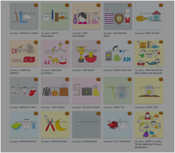 Kunci Jawaban Tebak Gambar Level 17 Lengkap Gambar Dan Pembahasan