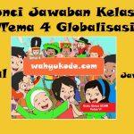 Kunci Jawaban Tema 4 Kelas 6 Globalisasi Buku Tematik Semua Halaman